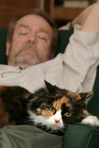 Annie & Dad